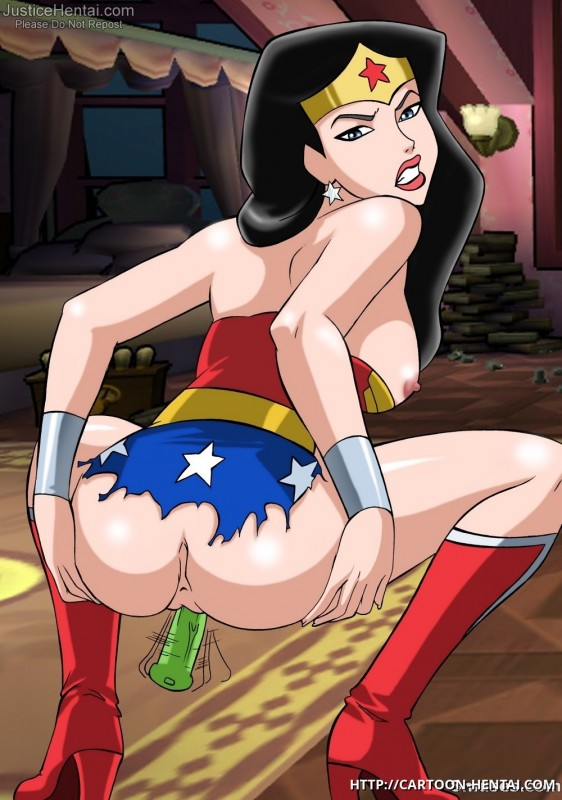 Justice league wonder woman porn comic